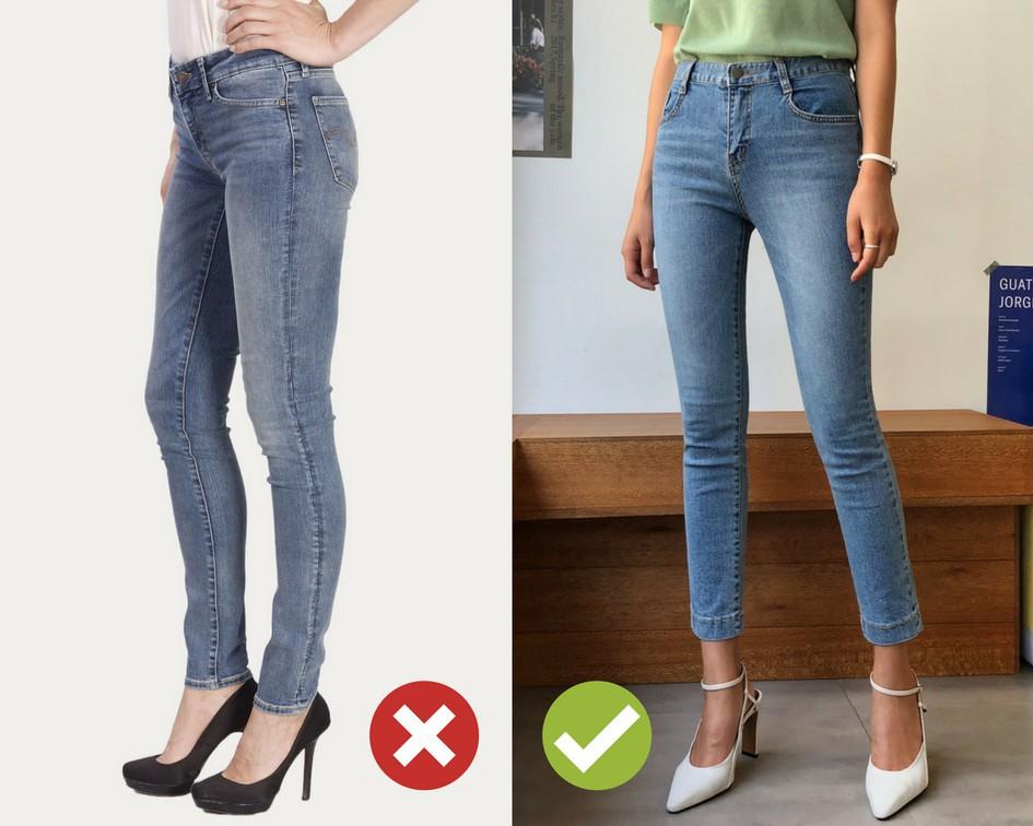 Tuân theo tiêu chí này, bạn mặc skinny jeans không những đẹp mà chẳng sợ ai chê quê mùa - Ảnh 1.
