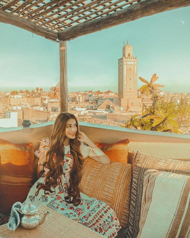 Hotgirl công chúa tóc mây gốc Việt check-in Hội An, Trà Vinh với những bức ảnh đẹp đến mê hồn! - Ảnh 11.