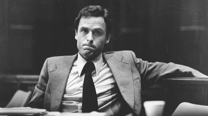 Nếu không biết, chắc chắn rất nhiều người sẽ tưởng tên sát nhân này là một diễn viên điển trai nào nào đó của Hollywood.