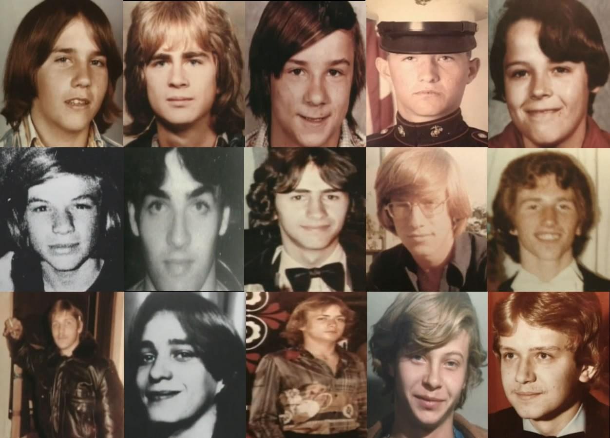 Các nạn nhân của John Gacy.