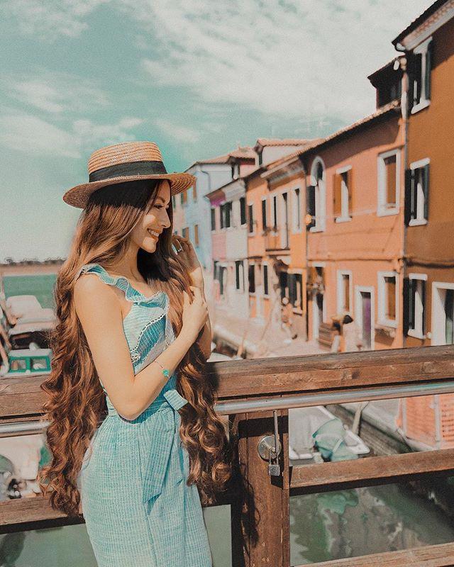 Hotgirl công chúa tóc mây gốc Việt check-in Hội An, Trà Vinh với những bức ảnh đẹp đến mê hồn! - Ảnh 9.
