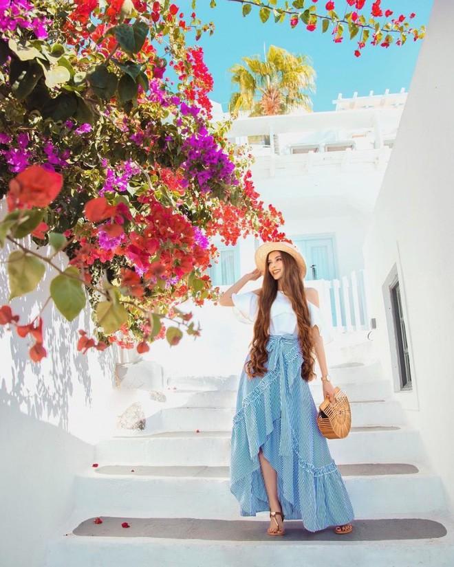 Hotgirl công chúa tóc mây gốc Việt check-in Hội An, Trà Vinh với những bức ảnh đẹp đến mê hồn! - Ảnh 4.