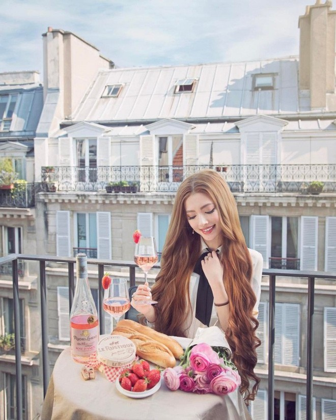 Hotgirl công chúa tóc mây gốc Việt check-in Hội An, Trà Vinh với những bức ảnh đẹp đến mê hồn! - Ảnh 3.