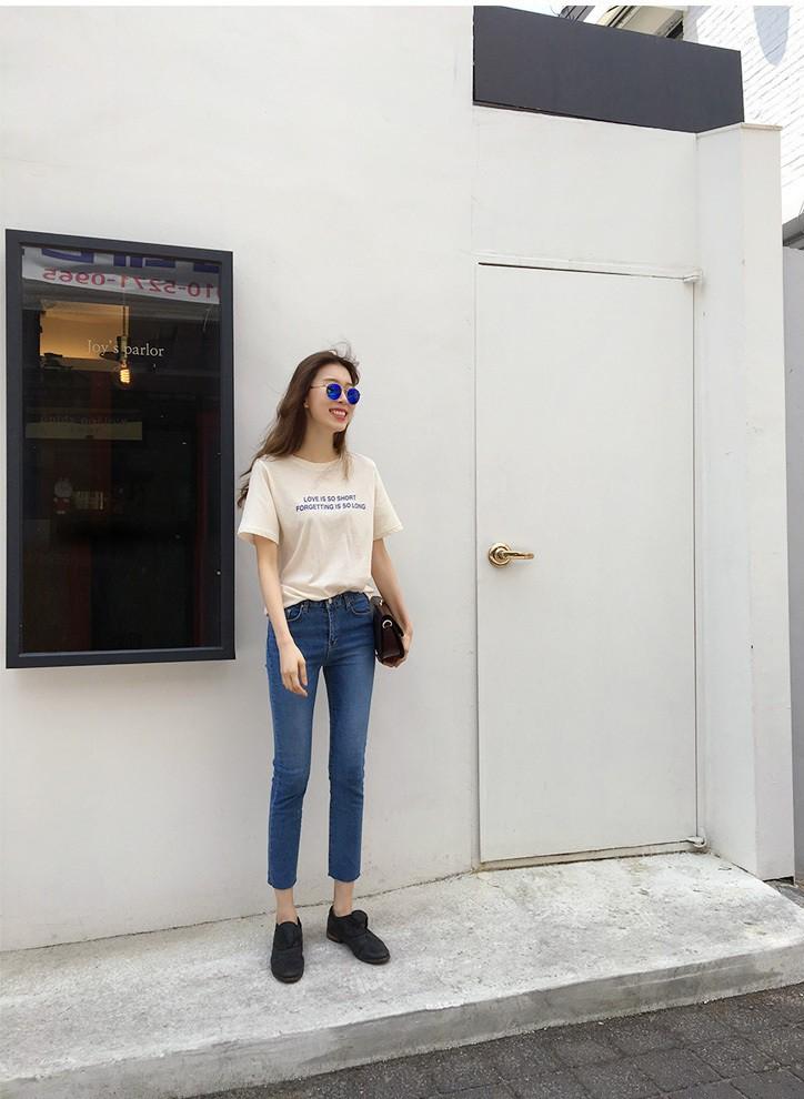 Tuân theo tiêu chí này, bạn mặc skinny jeans không những đẹp mà chẳng sợ ai chê quê mùa - Ảnh 6.