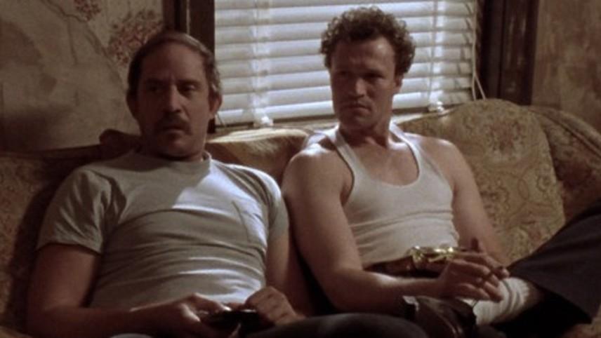 Lucas và Ottis trên phim.