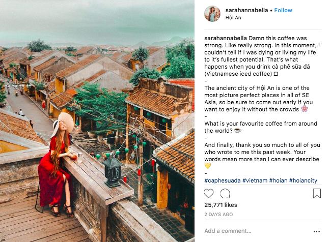 Hotgirl công chúa tóc mây gốc Việt check-in Hội An, Trà Vinh với những bức ảnh đẹp đến mê hồn! - Ảnh 5.