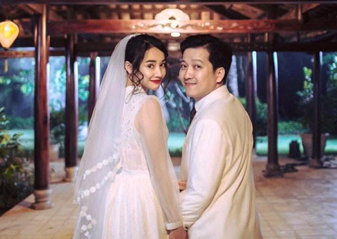 Phía Nhã Phương vẫn tiếp tục im lặng trước tin đồn tổ chức tiệc đính hôn với Trường Giang vào ngày 24/8 - Ảnh 1.