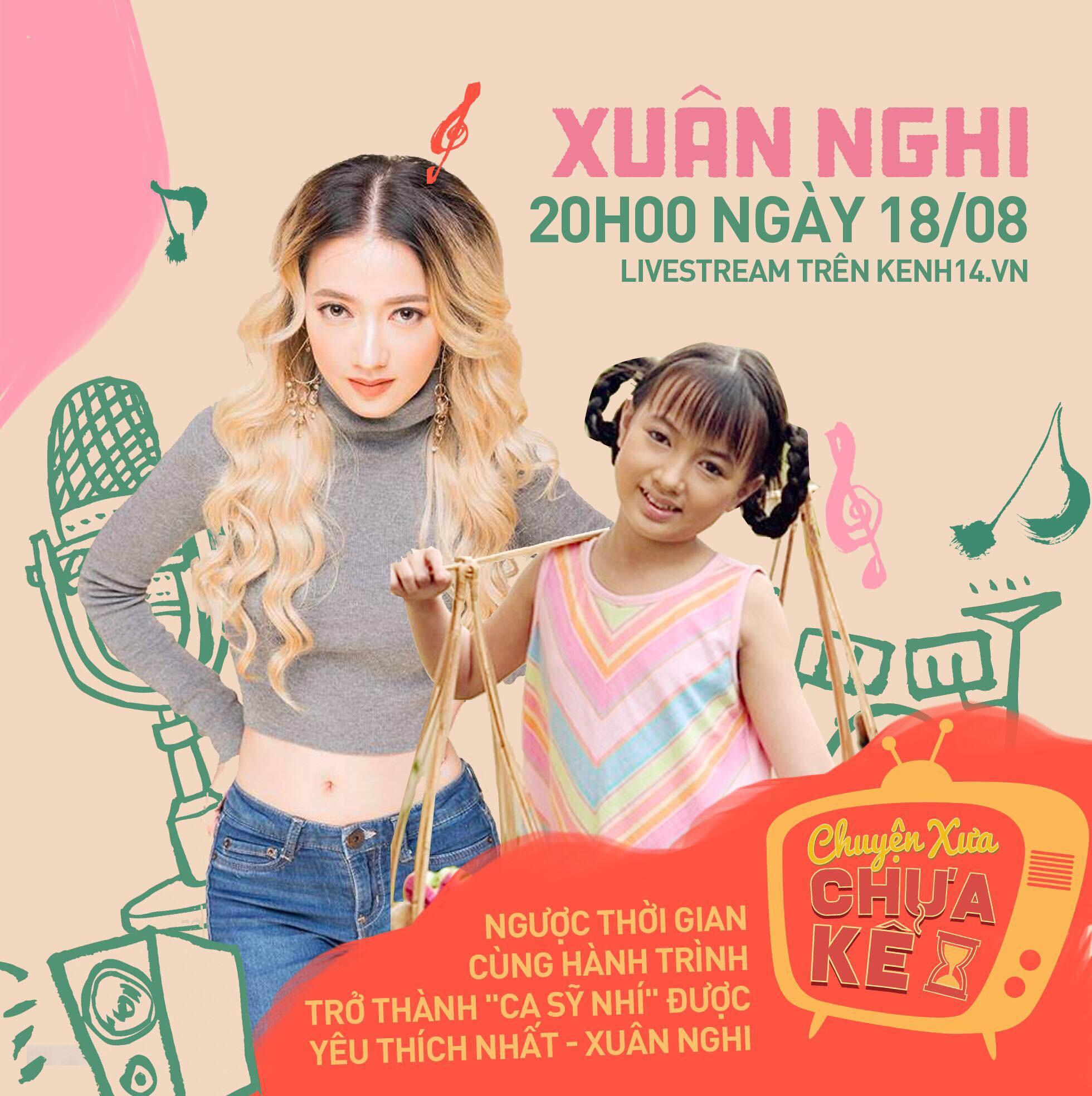 Xuân Nghi lần đầu tiết lộ Tăng Thanh Hà từng múa phụ hoạ cho mình hồi còn nhỏ - Ảnh 2.