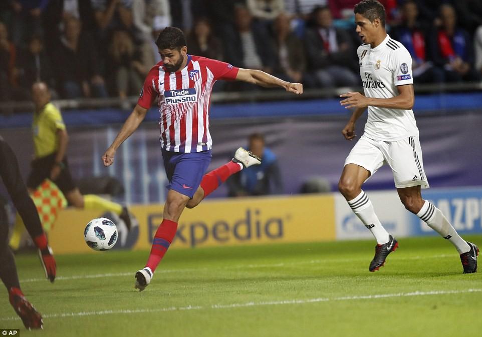 Thua đau trận derby, Real Madrid tuột danh hiệu Siêu Cúp châu Âu - Ảnh 4.