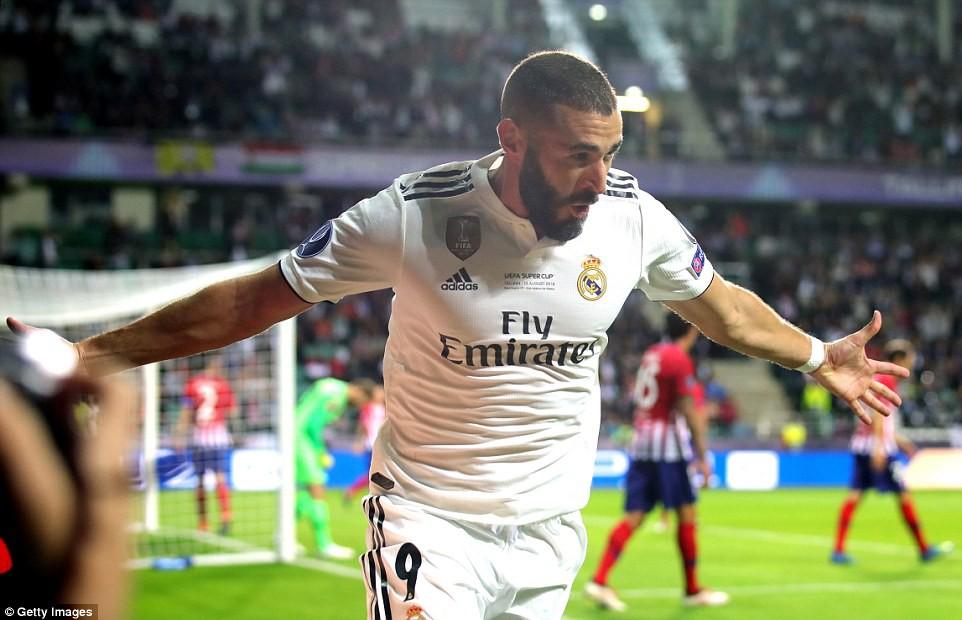 Thua đau trận derby, Real Madrid tuột danh hiệu Siêu Cúp châu Âu - Ảnh 7.