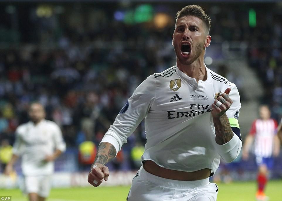 Thua đau trận derby, Real Madrid tuột danh hiệu Siêu Cúp châu Âu - Ảnh 9.