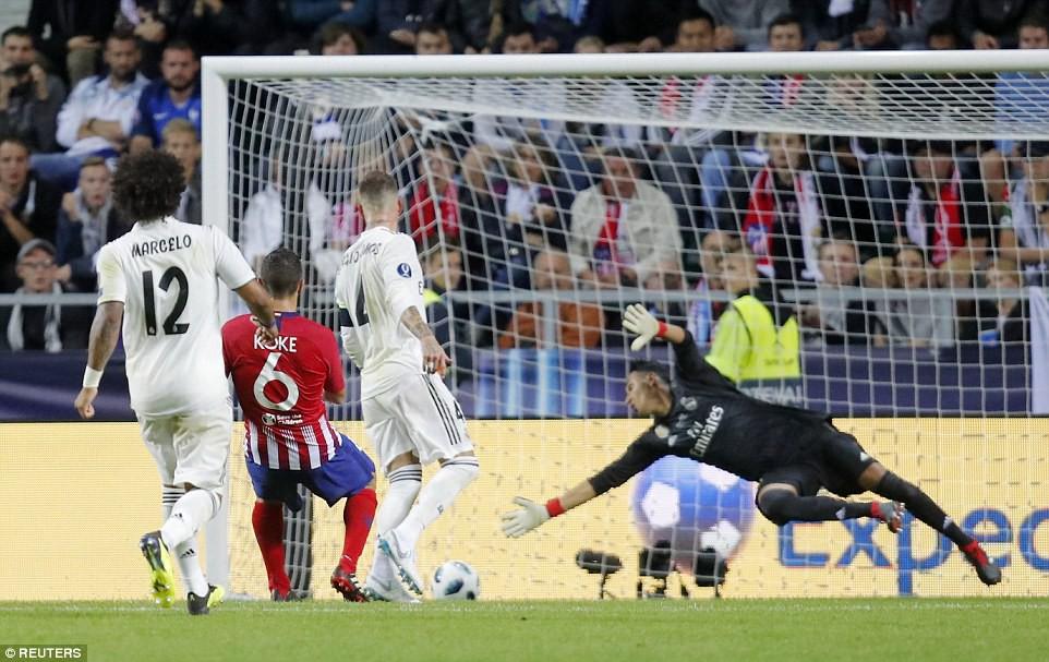 Thua đau trận derby, Real Madrid tuột danh hiệu Siêu Cúp châu Âu - Ảnh 12.