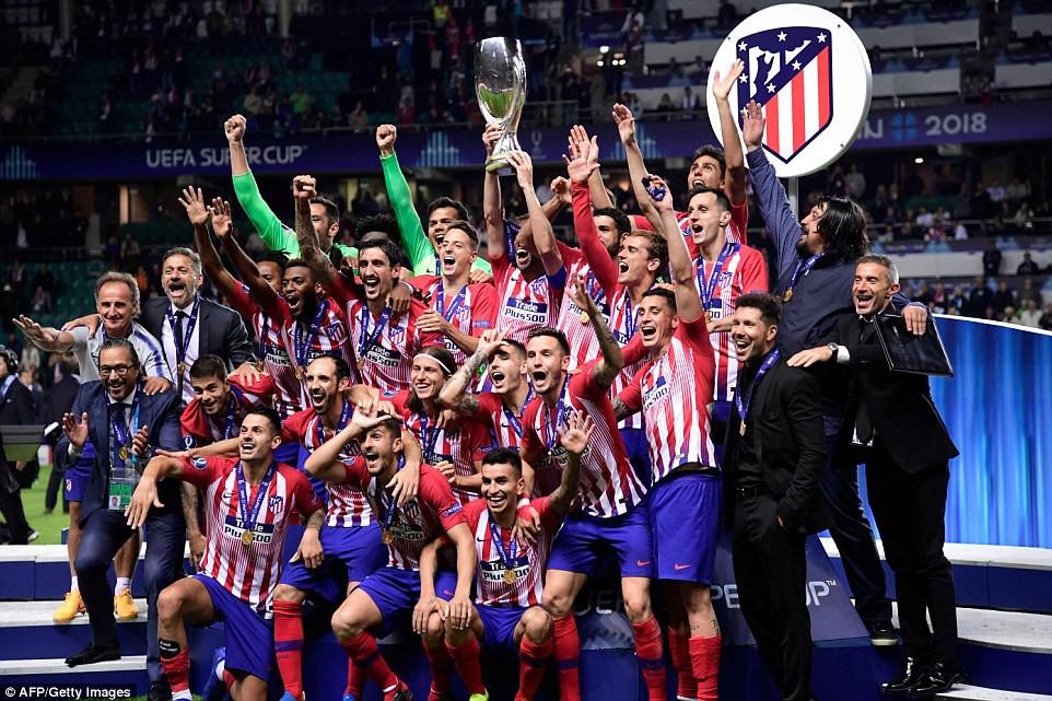 Thua đau trận derby, Real Madrid tuột danh hiệu Siêu Cúp châu Âu - Ảnh 13.