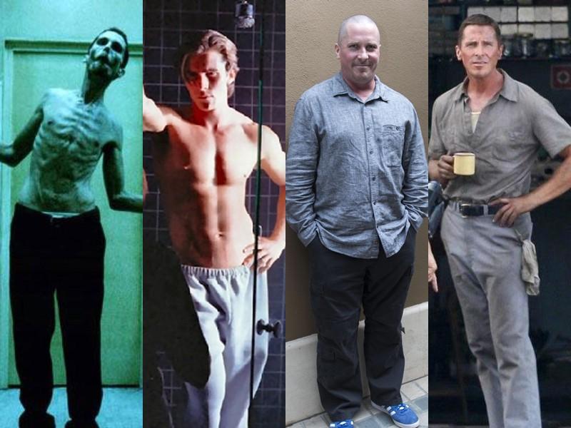 """Hoa mắt với """"vũ trụ cân nặng"""" của Christian Bale"""