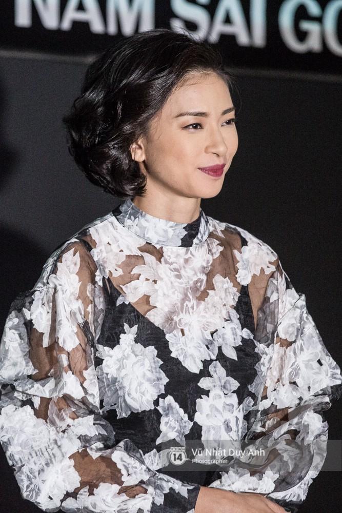 Ngô Thanh Vân cho biết cô rất lo lắng cho doanh thu, sợ rằng lớp khán giả trẻ sẽ khó tiếp cận với phim