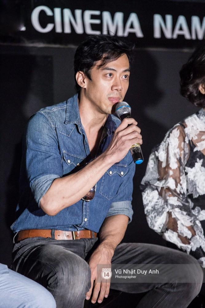 Song Lang là dự án đầu tay nhưng cực kì tâm đắc của đạo diễn Leon Lê