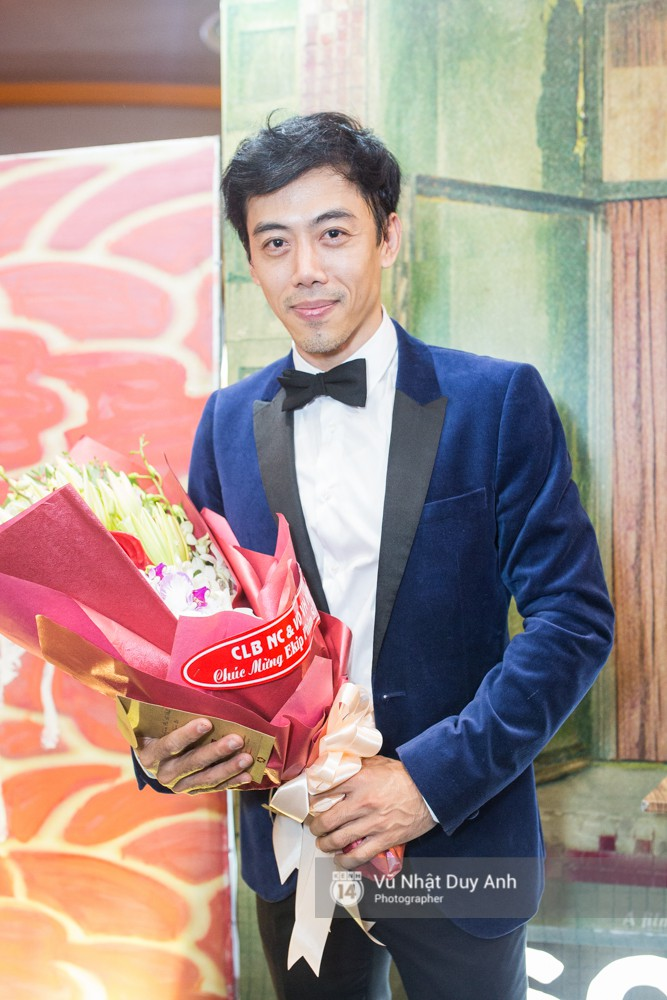 Đạo diễn Leon Lê hồi hộp trong ngày công chiếu