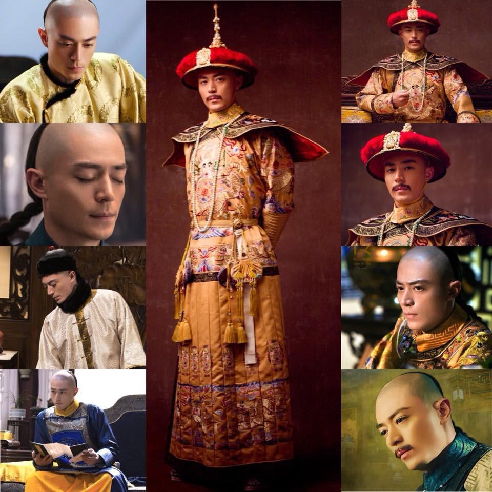 Nhưng Châu Tấn vẫn là cái tên được mong chờ nhất trong vai Kế hoàng hậu