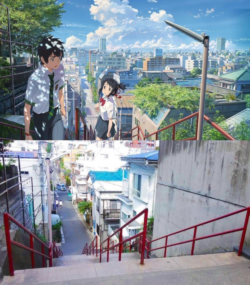 5 anime đẹp đến ngẩn ngơ khiến bạn muốn đặt chân tới Nhật Bản ngay-lập-tức! - Ảnh 1.