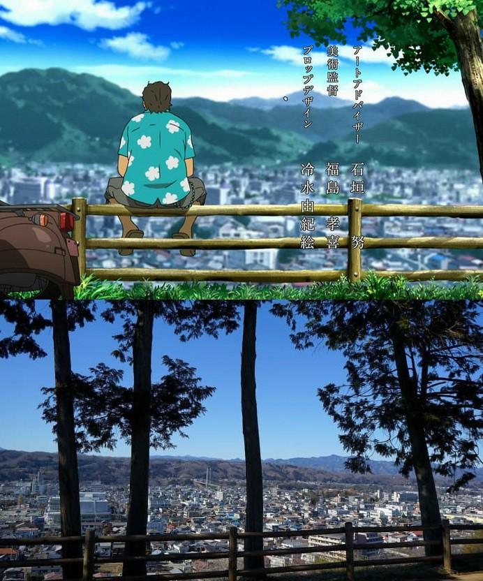 5 anime đẹp đến ngẩn ngơ khiến bạn muốn đặt chân tới Nhật Bản ngay-lập-tức! - Ảnh 24.