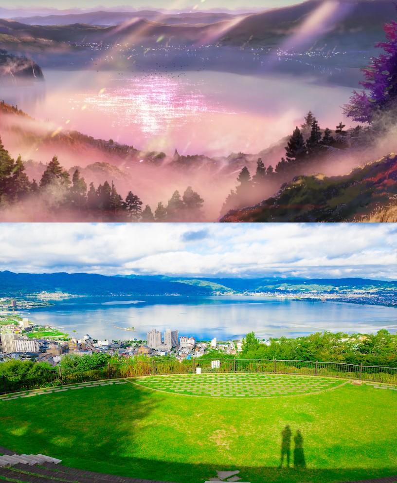 5 anime đẹp đến ngẩn ngơ khiến bạn muốn đặt chân tới Nhật Bản ngay-lập-tức! - Ảnh 9.