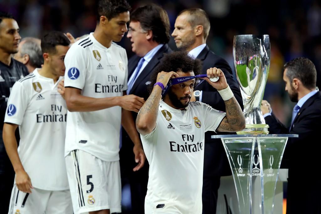 Thua đau trận derby, Real Madrid tuột danh hiệu Siêu Cúp châu Âu - Ảnh 14.