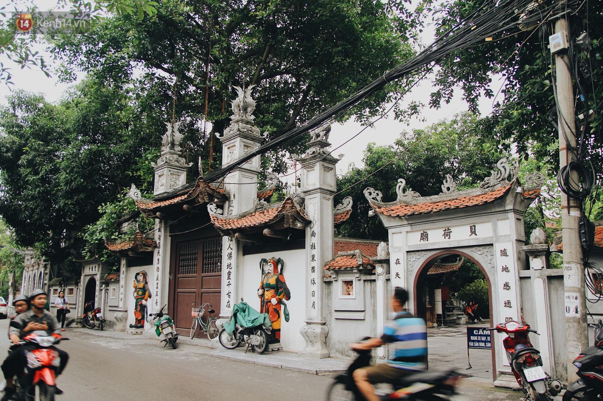 Chùa Hà - ngôi chùa được mệnh danh cầu duyên thiêng nhất miền Bắc.