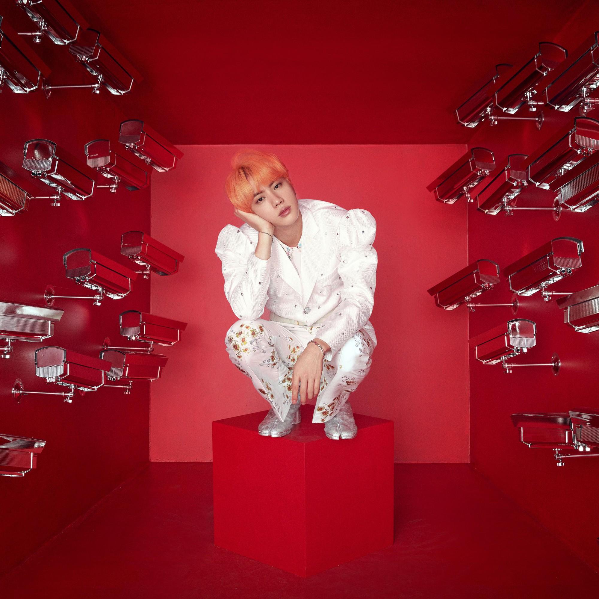 Giải mã bộ ảnh Love Yourself: Answer: Bạn có nhận ra các huyền thoại qua trang phục của từng thành viên BTS? - Ảnh 15.