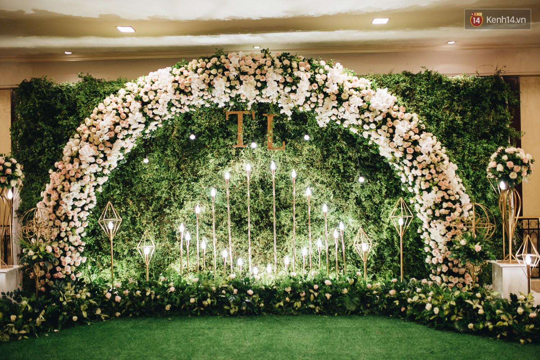 Không gian đám cưới sang trọng, tinh tế như một khu vườn cổ tích trong đám cưới của Tuyết Lan - Ảnh 19.
