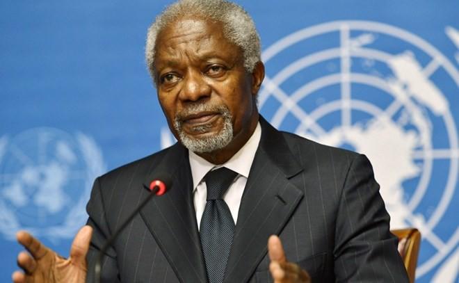 Cố tổng thư ký LHQ Kofi Annan: Cả một đời cống hiến cho quyền lợi của LGBTQ - Ảnh 2.