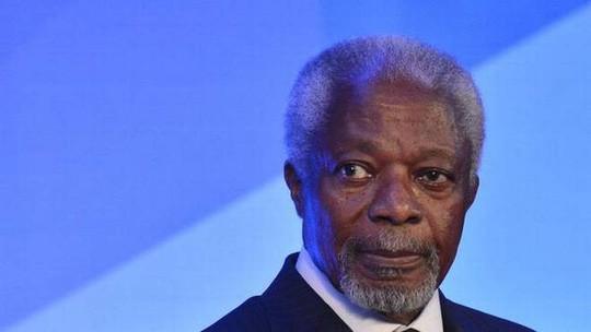 Cựu tổng thư ký LHQ Kofi Annan qua đời - Ảnh 1.