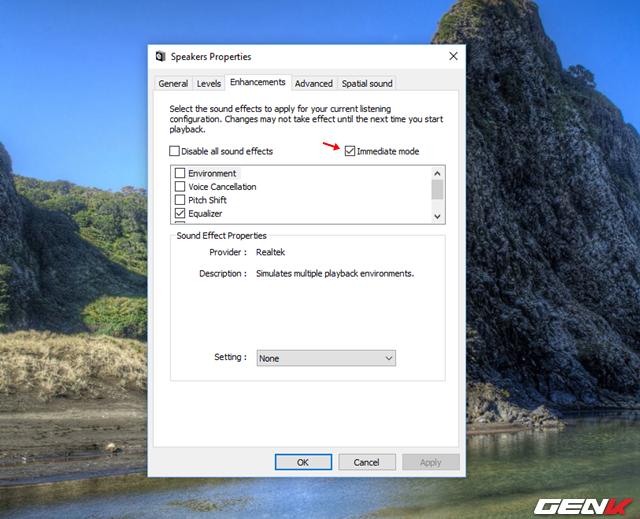 Những tinh chỉnh đơn giản giúp nâng cao trải nghiệm âm thanh trên Windows 10 - Ảnh 13.