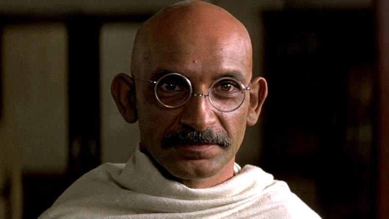 Ben Kingsley có được vinh quang trong vai nhà lãnh đạo Gandhi