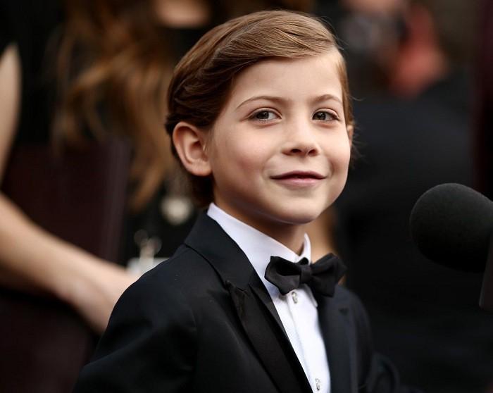 Jacob Tremblay được coi là bản sao nhí của Leonardo DiCaprio.