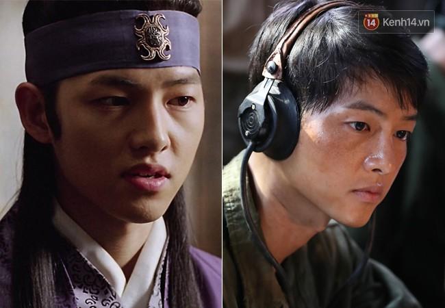"""9. Song Joong Ki trong """"Song Hoa Điếm"""" và """"Đảo Địa Ngục"""": Sau 10 năm, người đàn ông này chẳng già đi chút nào sao?!"""