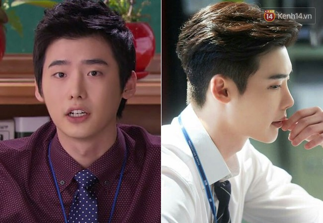 """5. Chàng người mẫu Lee Jong Suk bắt đầu đóng phim vào năm 2010 với vai phụ trong """"Princess Prosecutor"""". Tên tuổi của anh lên khá nhanh và sau 8 năm, Lee Jong Suk đã nổi tiếng và đẹp trai hơn gấp bội."""