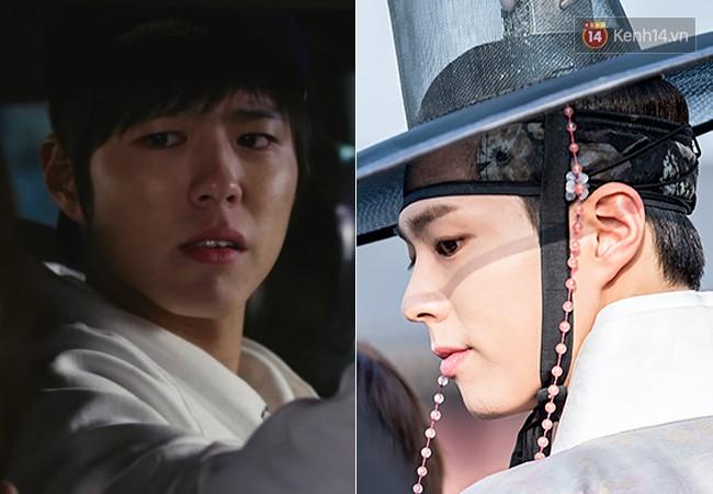 """6. Park Bo Gum là một ví dụ cho việc danh tiếng có thể quyết định xu hướng nhan sắc. Năm 2011, hiếm khán giả nào để ý tới chàng trai này khi xem movie """"Blind"""". Còn bây giờ, người người mê mẩn vẻ đẹp của chàng """"Thế tử"""" và mong ngóng ngày anh tái xuất giang hồ."""