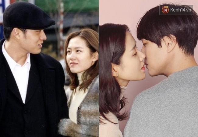 """12. Sau vai """"siêu phụ"""" trong movie năm 2000 """"Secret Tears"""", Son Ye Jin nhanh chóng debut trên màn ảnh nhỏ thông qua """"Delicious Proposal"""" năm 2001. 17 năm sau, cô tái ngộ """"anh trai"""" So Ji Sub trong melodrama """"Be with You"""" và lần này, họ vào vai vợ chồng."""