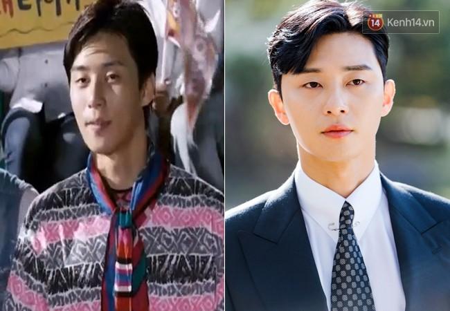 """13. Ngay cả fan ruột của """"Phó Chủ tịch"""" có lẽ cũng không biết tới vai diễn của anh trong movie năm 2011 """"Perfect Game"""". Một năm sau đó, anh ra mắt khán giả truyền hình bằng bom xịt """"Dream High 2"""". Hiện tại, sự nghiệp của Park Seo Joon đang lên như diều gặp gió với loạt hit ấn tượng."""