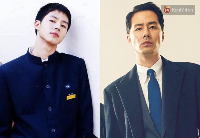 """15. Vai diễn đầu tiên của Jo In Sung là trong sitcom năm 1999 """"Jump"""" của đài MBC. Đến năm 2000, anh tham gia loạt phim học đường """"School"""". Hiện tại, sau thành công của """"The King"""", Jo In Sung sắp sửa gặp lại khán giả màn ảnh rộng thông qua bom tấn """"The Great Battle""""."""