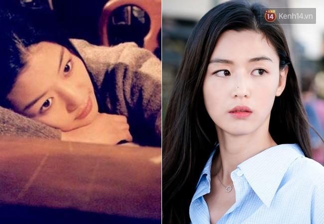 """18. Jeon Ji Hyun ngay từ vai diễn đầu tay trong """"White Valentine"""" năm 1999 đã rất xinh đẹp. 19 năm trôi qua, """"mợ chảnh"""" ngày càng sắc sảo, nổi tiếng, cát-xê cũng cao hơn ngày xưa rất nhiều lần."""