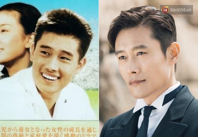 """3. Lee Byung Hun ra mắt năm 21 tuổi với drama """"Asphalt My Hometown"""" (1991). Phải mất 9 năm, anh mới có được vai diễn bước ngoặt trong """"Joint Security Area"""". Hiện tại, không một ai là không biết """"Quý Ngài Ánh Dương""""."""