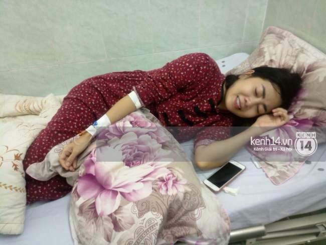 Hé lộ hình ảnh hiếm hoi và tình trạng sức khỏe của Mai Phương sau khi nhập viện vì ung thư phổi giai đoạn cuối - Ảnh 2.