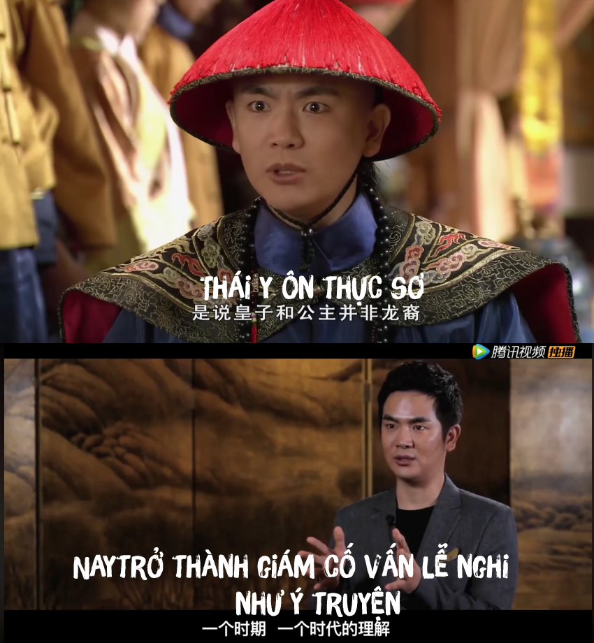 Giám chế Trương Hiểu Long từng đóng vai Ôn Thái Y trong Chân Hoàn Truyện