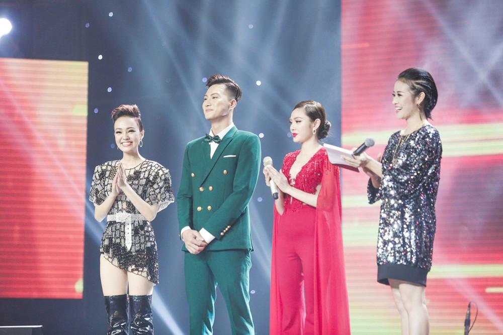 Giọng hát Việt: 7 thí sinh vào vòng Bán kết, team Noo Phước Thịnh chiếm luôn 3 suất - Ảnh 8.