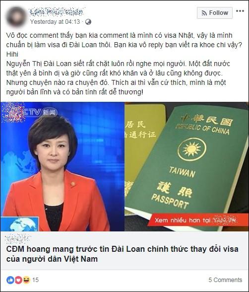 Đài Loan thắt chặt chính sách cấp visa đối với công dân Việt Nam: Dịch vụ làm visa thừa nhận khó khăn, nhiều người lo lắng - Ảnh 2.