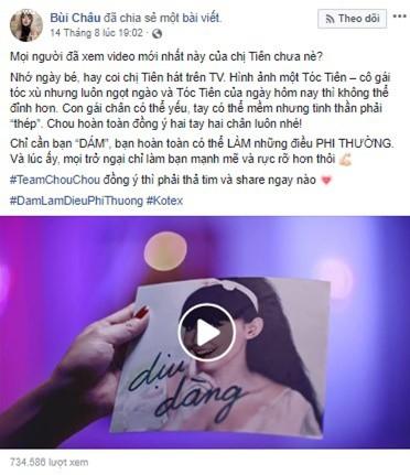 Ngô Thanh Vân, Hương Giang, H'Hen Niê và loạt sao Việt xúc động vì câu chuyện phi thường của Hoàng Thùy, Tóc Tiên - Ảnh 5.