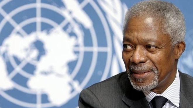 Cố tổng thư ký LHQ Kofi Annan: Cả một đời cống hiến cho quyền lợi của LGBTQ - Ảnh 1.