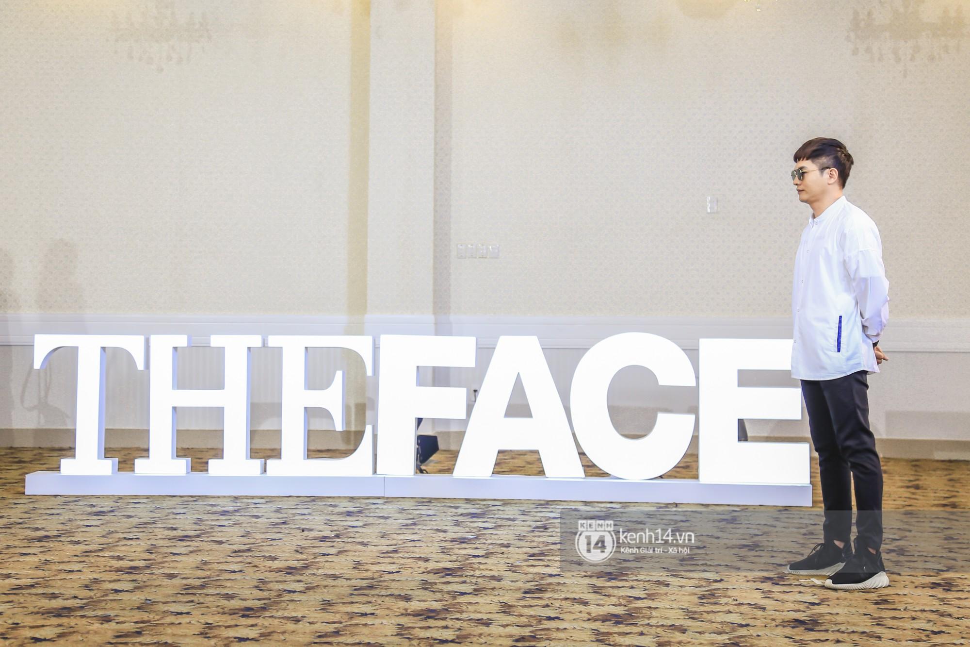 The Face ghi hình top 37: Tình cũ Kim Lý chơi trội, hot boy Quốc Anh rút lui - Ảnh 5.