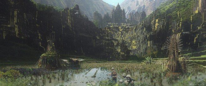 Kong: Skull Island là phim Hollywood có sử dụng bối cảnh Việt Nam nhiều nhất với hơn 70% thời lượng.
